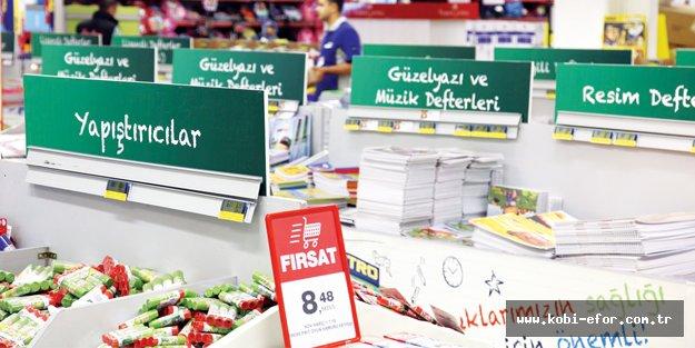 Metro Toptancı Market'te 'Okula Dönüş Dönemi' başladı