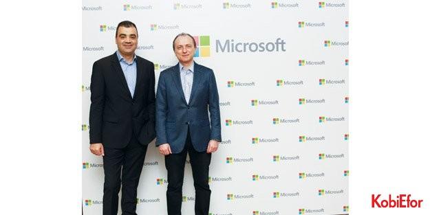 Microsoft KOBİ'lerin dijitalleşmesinde itici güç olacak