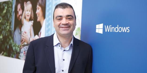 Microsoft Türkiye KOBİ Satış ve Pazarlama Genel Müdür Yardımcısı;  TARIK TÜZÜNSÜ
