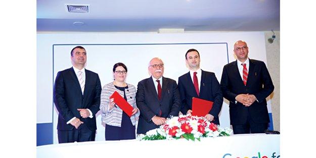 Milli Eğitim Bakanlığı ve Google'dan iki yeni proje