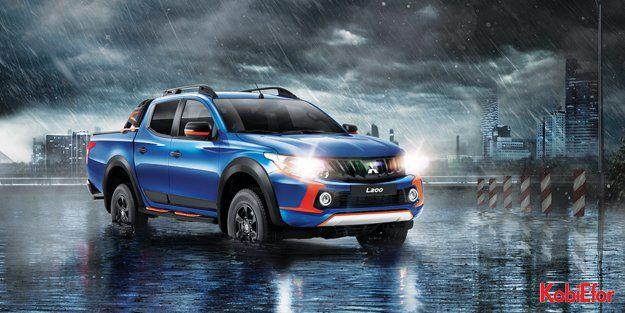 """Mitsubishi L200'ün 'Her Sürprize Hazır"""" kampanyası Effie'de gümüş ödül kazandı"""
