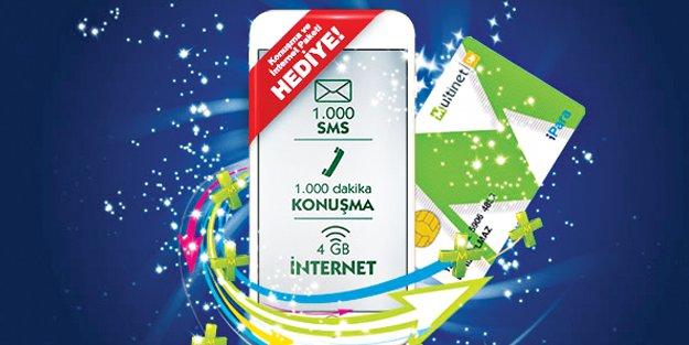 Multinet Up'tan avantajlı Türk Telekom kampanyası