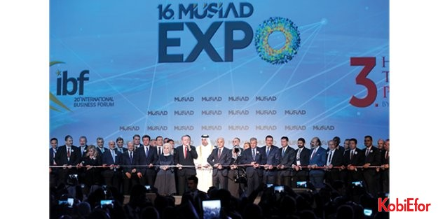 MÜSİAD 'Ekonomi ve Ticaret'e odaklandı