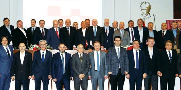 """Nakıboğlu, 'Meslek okulları sanayicilerin eli ayağı"""""""