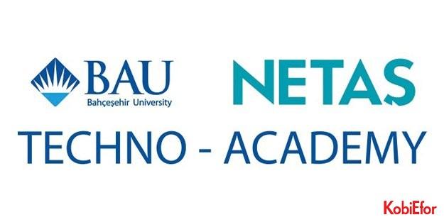 """'Netaş-BAU Techno Academy"""" ilk mezunlarını verdi"""