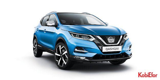 Nissan Qashqai yenilendi