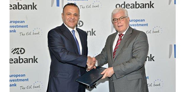 Odeabank KOBİ'ler için AYB'den kredi aldı
