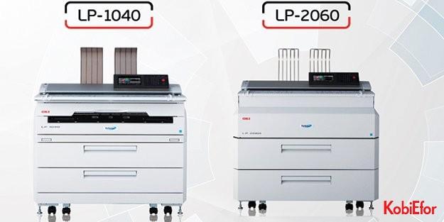 OKI'den iki yeni teriostar yazıcı