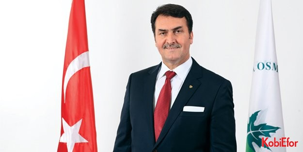 """Osmangazi Belediyesi Başkanı Mustafa Dündar: 'E-Atık konusunda Türkiye'de çalışan ilk belediyeyiz"""""""