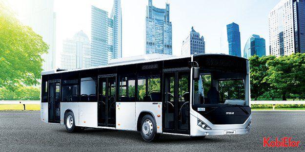 Otokar, Türkiye'nin en büyük otobüs ihracatına imza atıyor