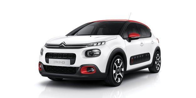 Otomobil dünyasının yeni sosyal fenomeni; Citroën C3