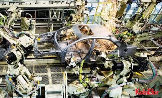 Otomotiv sanayi 2017'den umutlu