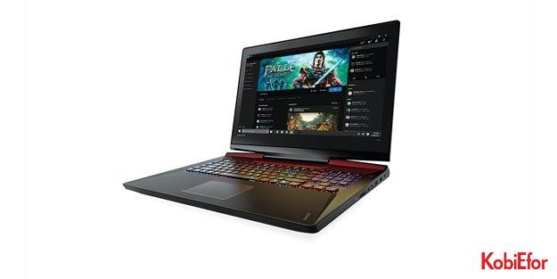 Oyun dünyasındaki rakipsiz partneriniz: Lenovo Y900