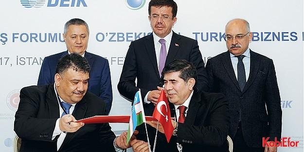Özbekistan Başbakan Yardımcısı Rustam Azimov İstanbul'daydı
