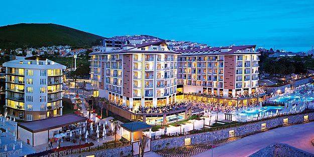 Özyer Group'tan Kuşadası'na 180 milyon TL'lik 'tatil adası'