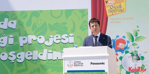 Panasonic enerji verimliğine odaklandı, okulları ödüllendirdi