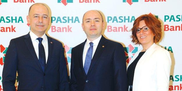 PASHA Bank finansal kapı olacak
