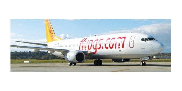 'Pegasus Flex' ile bilet, özgürce değiştirilebiliyor