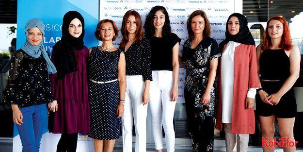 """PepsiCo, 'Kızlarımız Okuyor"""" projesiyle kız öğrencilere destek oluyor"""