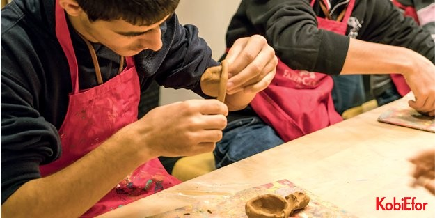Pera Müzesi'nden engelli ziyaretçilere program