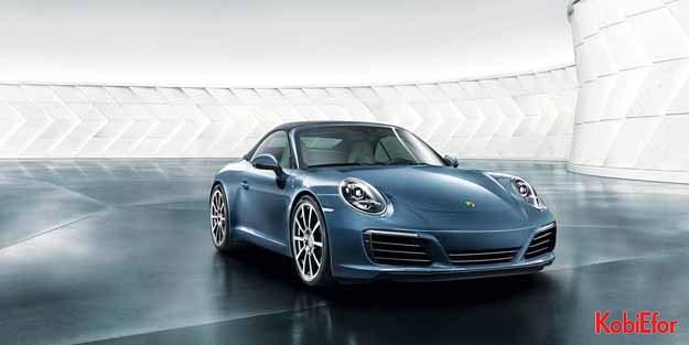 Porsche'den yeni model yılı için yeni inovasyonlar
