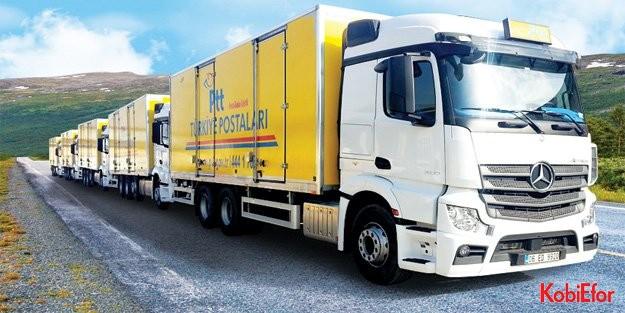 PTT A.Ş. taşıt filosunu yeniledi