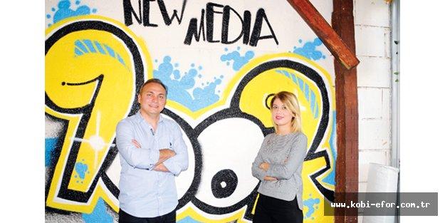 Reklam ve dijitalin birleştiği oranda; 1,618 Creative Ad Works Ajansı