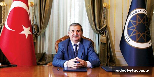 """Rektör Bahri Şahin, YTÜ'nün stratejisini açıkladı: 'Çıktı odaklı"""" bir üniversite"""