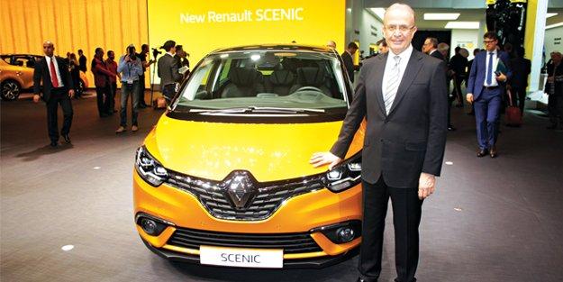 Renault'tan iki dünya promiyeri