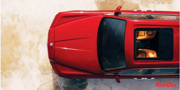 Rolls-Royce Elmas Cullinan'ı ortaya çıkardı