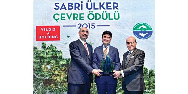 Sabri Ülker Çevre Ödülü, Hydromx'in oldu