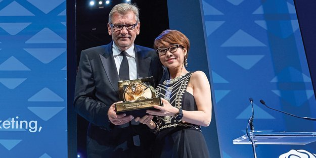 Samsung Electronics Cannes LIONS 2016'da 29 ödül kazandı