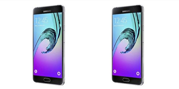 Samsung Galaxy A (2016) Serisi Türkiye'de