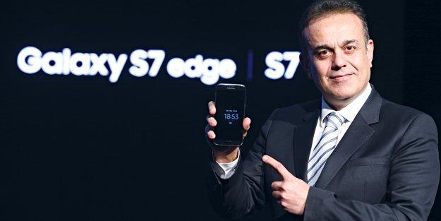 Samsung Galaxy S7 ve Galaxy S7 edge ile hızlı 4.5 G deneyimi