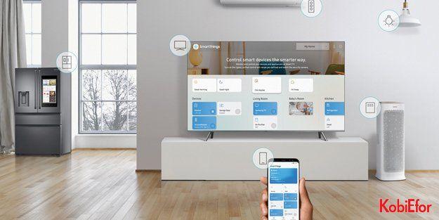 Samsung'un QLED TV'leri ile 'Akıllı'dan 'Zeki'ye geçiş