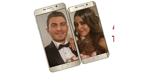 """Samsung'dan tüm aşıklara özel 'Aşık Telefonlar"""" uygulaması"""