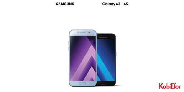Samsung'tan şık, güçlü ve pratik; yeni Galaxy A Serisi