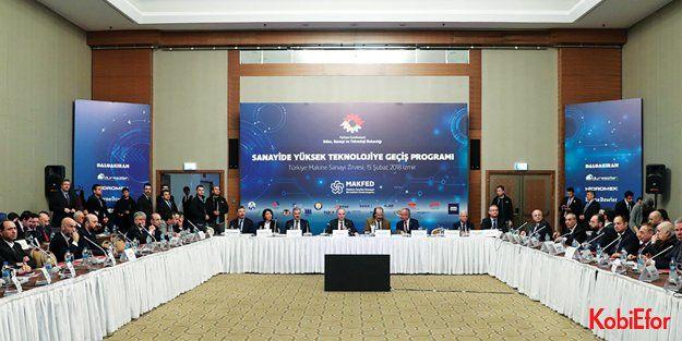 Sanayide Yüksek Teknolojiye Geçiş Programı