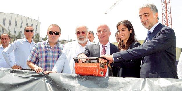 Sarıtaş Çelik, Gebze'deki dördüncü etap tesisinin temelini attı