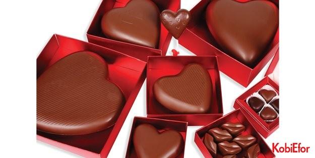 """'Seni Seviyorum"""" demenin tatlı yolu Vakko Chocolate"""