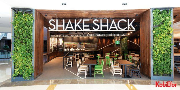 Shake Shack'ten 'SmokeShack""