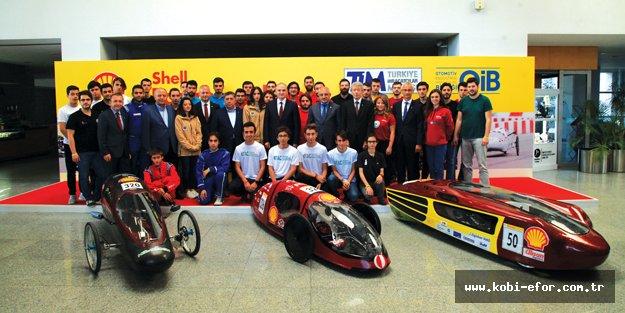 Shell Eco-marathon Türkiye'nin kazananları belli oldu