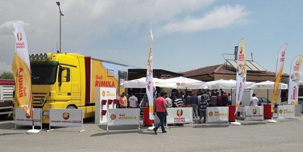 Shell Rimula, 18 şehirde 4 bin sürücüyle biraraya geldi