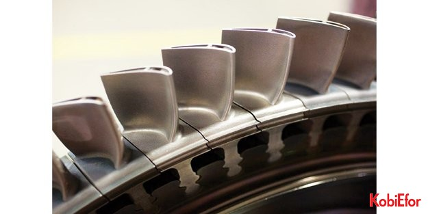 Siemens, 3D yazıcı ile üretilen gaz türbini kanatları ile çığır açıyor