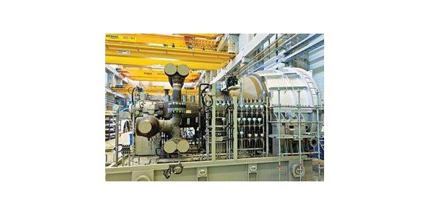 Siemens endüstriyel buhar türbinleri teknoloji ödülü kazandı