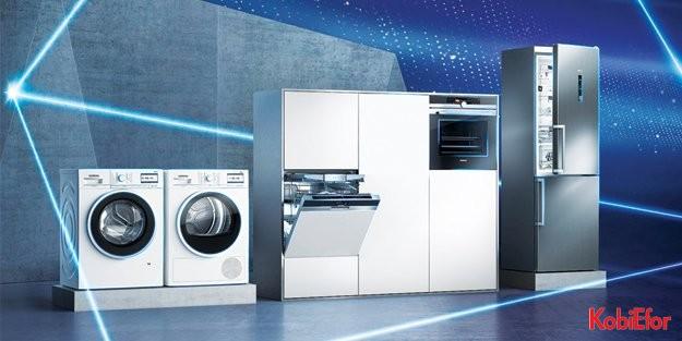 Siemens Home Connect uygulaması ile evi uzaktan kontrol etmek mümkün