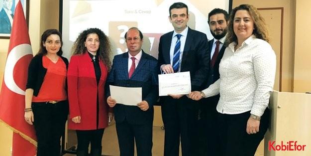 Sigorta Cini, Kocaeli Üniversitesi öğrencileriyle buluştu