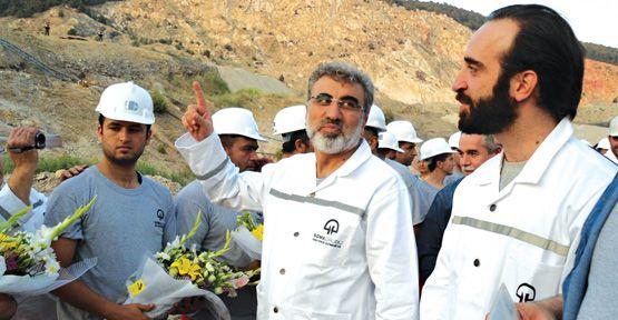 Soma Holding'ten yeni maden ocağı
