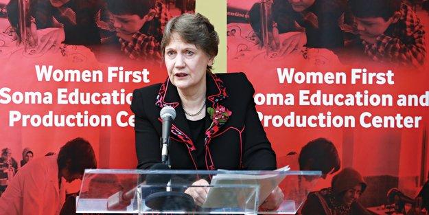 """'Soma'da Önce Kadın"""", BM ülkelerine anlatıldı"""