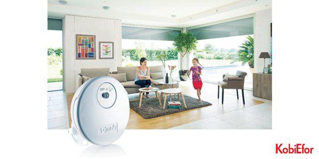 Somfy ile evin ısısını ayarla, konfor ve tasarruf sağla